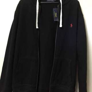 Authentic Polo Ralph Lauren Hoodie (Black)