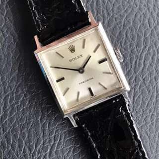 Rolex 2611 Classic square watch  Year: About 1971's