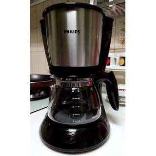 #咖啡機 PHILIPS菲利浦滴漏式咖啡機