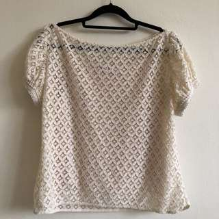 See by Chole Lace Top