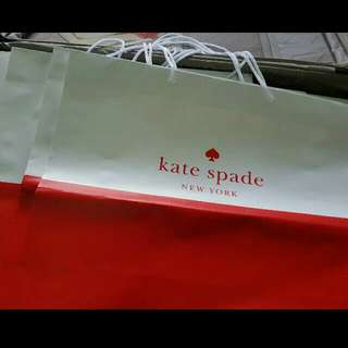 KATE SPADE Paper Bag (Big)