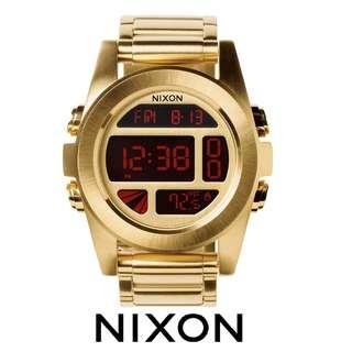 Nixon Unit SS All Gold A360-502