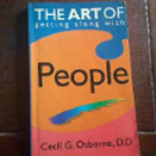 The Art of Getting Along with People Book