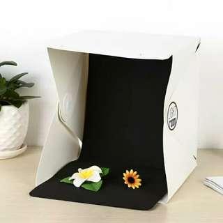 便捷式折疊攝影箱(預購)