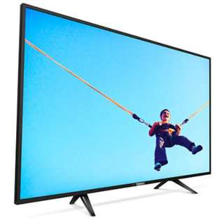 """Philips 32"""" TV  32pht4002 led   ( dvb -t/t2 for hd5,hd8 ). PSB Safety Mark Approved."""