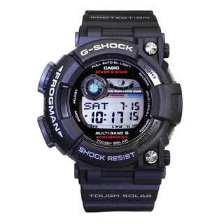 CASIO Frogman GWF-1000-1JF (Japan) G-Shock - Master of G  BNIB