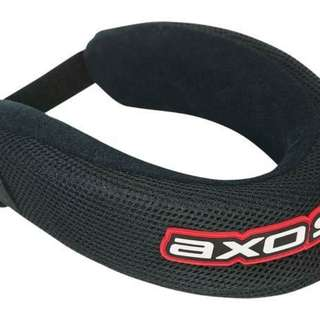 AXO Kids Neck Protector motorcycle or mountain biking with full have helmet