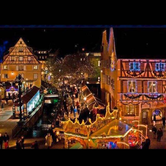12/24-12/28 跟我ㄧ起到歐洲過聖誕節吧