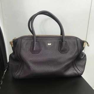 Braun Buffel Handbag (Authentic)