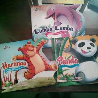Buku Anak Cerita Hewan