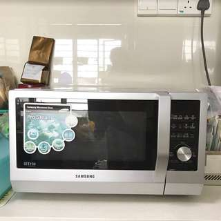 Samsung Microwave Oven (Triple heating system)