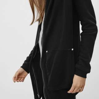 Aritzia Rosseau Sweater - GREY