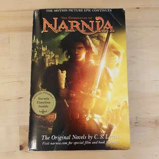 The Chronicles of Narnia: CS Lewis