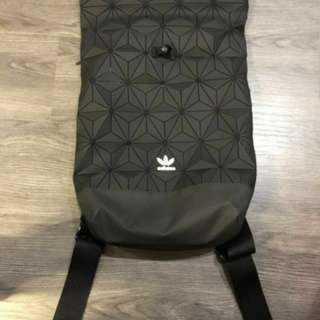 Adidas Roll Up Urban Backpack Issey Miyake 3D 三宅一生聯名