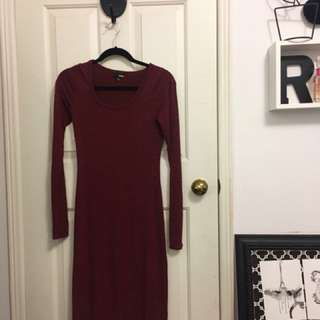 BNWT Aritzia Wilfred Free Ardent dress