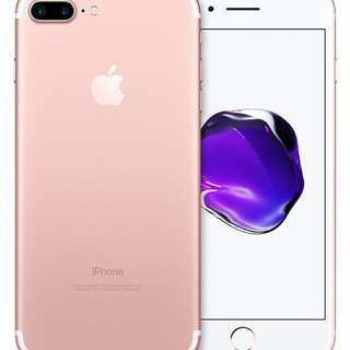 Selling used iPhone 7 pink 256gb