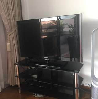 Samsung 42 inch TV and stand