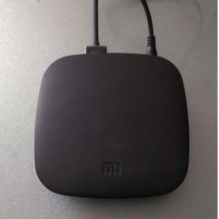 小米盒子 Mi Box (supports AirPlay & w/ HDMI Cable)