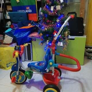 99% 新 小童湯馬仕Thomas 三輪車 購自護士協會 如慈善用途免費