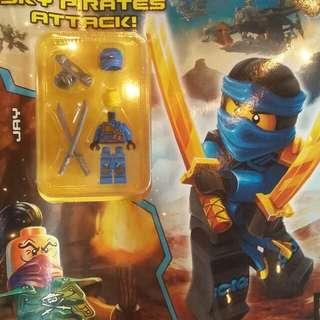 """Buku Lego """"ninjago"""""""