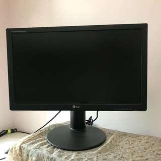 LG Flatron monitor  LG 電腦顯示器 24寸