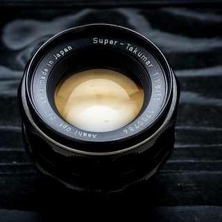 Pentax 55mm f1.8 M42 mount lens