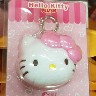 Pink Hello Kitty Ezlink Charm