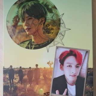 SF9 - Knights of The Sun album (Zuho & Hwiyoung pc)