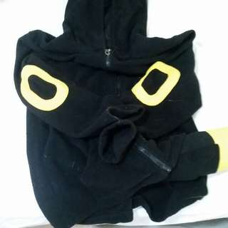 Pokemon fleece jacket
