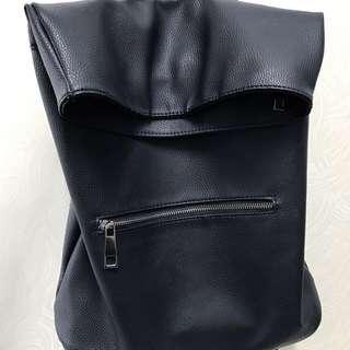 韓國黑色後背包