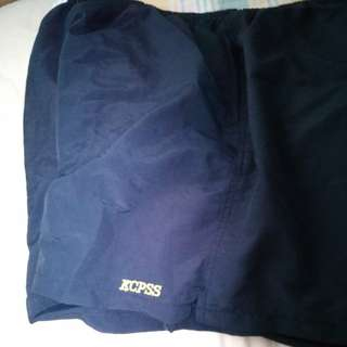 Preowned Kuo Chuan PE shorts