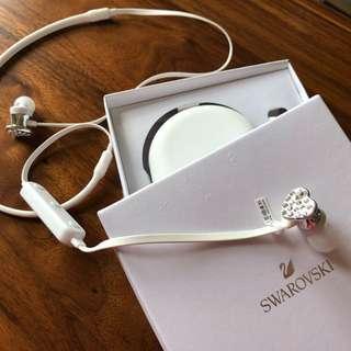 Swarovski bluetooth headset 施華洛世奇水晶藍牙耳機