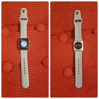 iWatch Rose Gold 38mm 7000 series