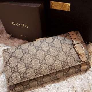 Gucci Nice Long Wallet