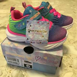 Brand New Skechers Girl Sneakers