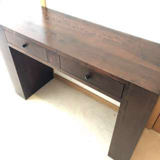 Beautiful wooden furniture
