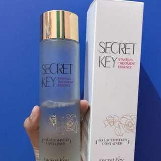 Secret Key- Starting Treatment Essence with Galactomyces