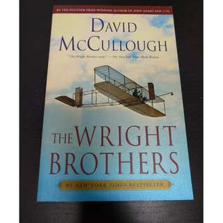 The Wright Brothers - David McCullough [Trade Paperback]