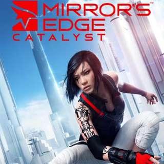 PS4 MIRROR EDGE CATALYST