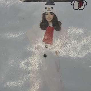 特別版聖誕Party衫-雪人snowman