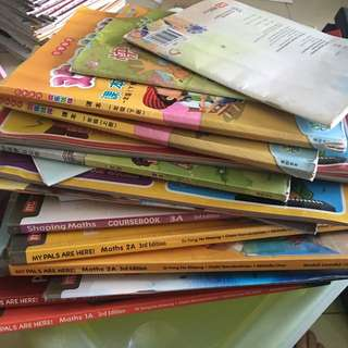 Giving away used textbooks