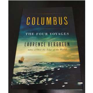 Columbus : The Four Vayoges - Laurence Bergreen [Hardcover]