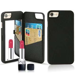 Wallet case for iphone 7+