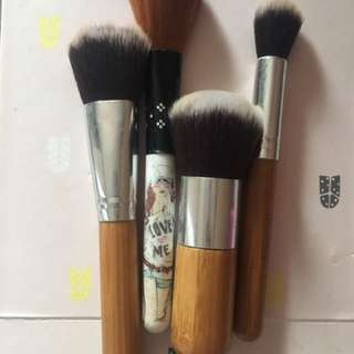 Makeup brush Set