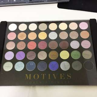 Motives Pro Colour Eye Shadow Palette