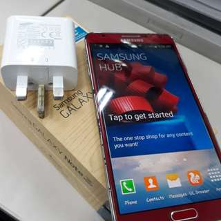 samsung galaxy note 3 merlot red(limited edition)