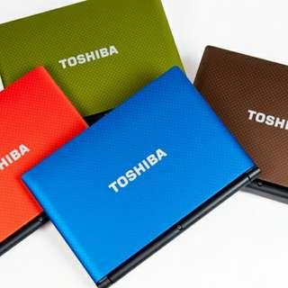 Wts Toshiba Netbook Ultrabook Mint Bronze Gold