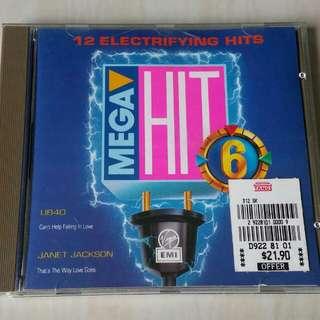 CD: Megahit 6