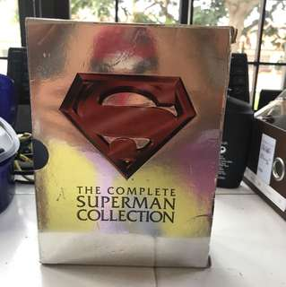The complete supermen collection