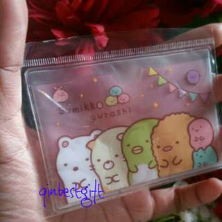 Sumikko Gurashi Card Holder